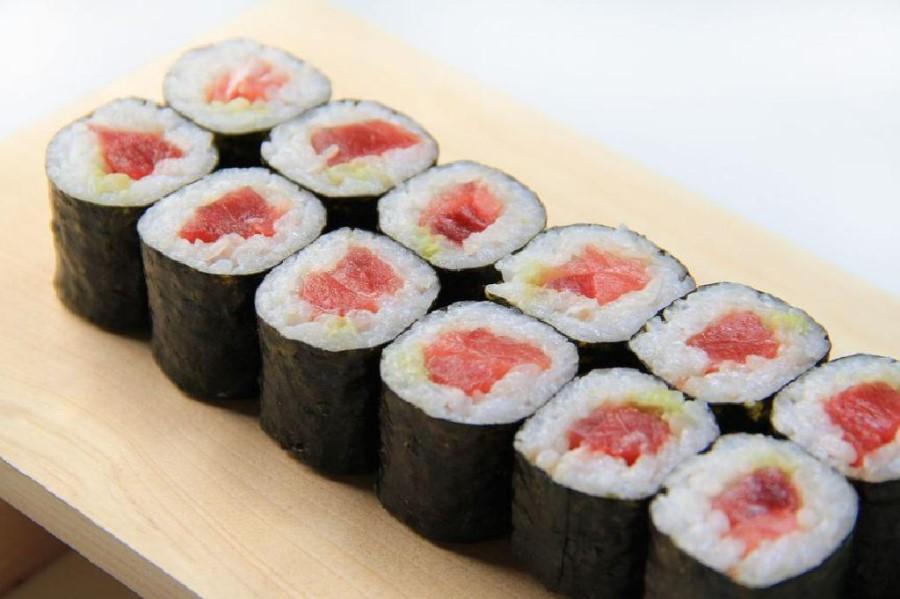 Suši.