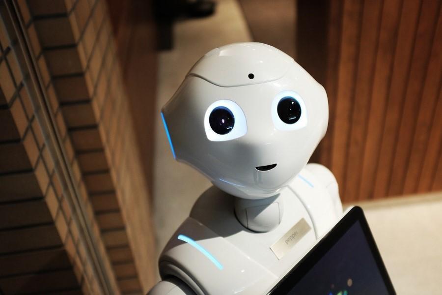 Roboti so vse bolj napredni.