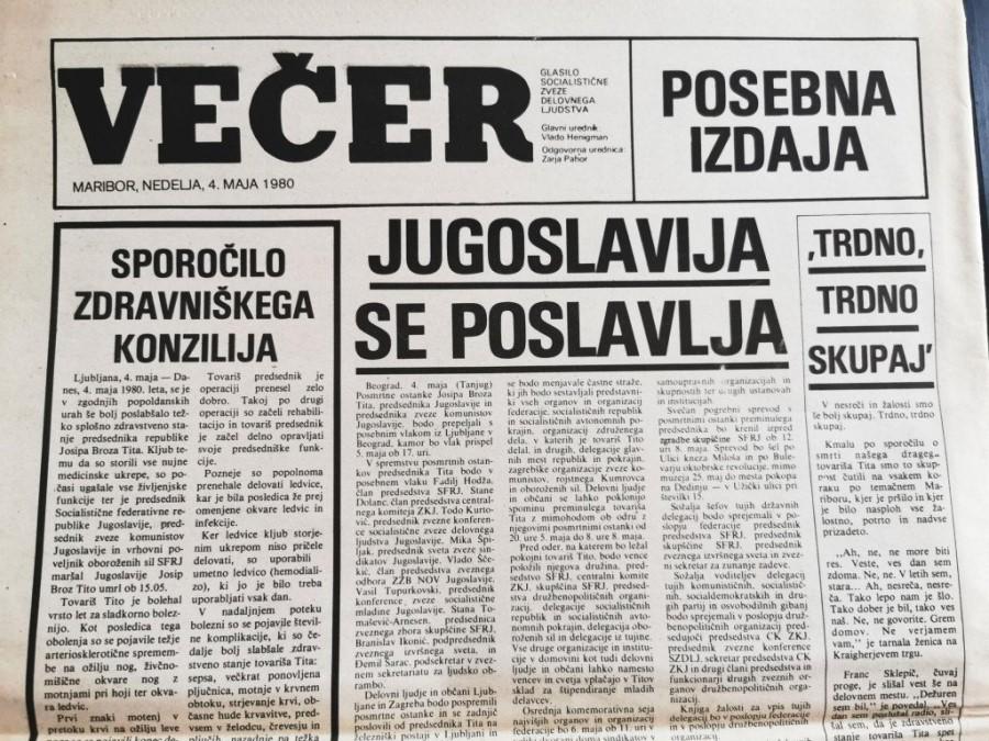 Pomisleke proti zamenjavi državnih simbolov so spremljali tudi pomisleki do odcepitve od Jugoslavije.