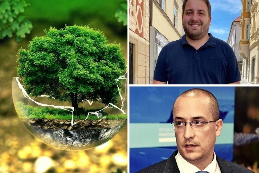 Zakaj Slovenija nima zelene politike?
