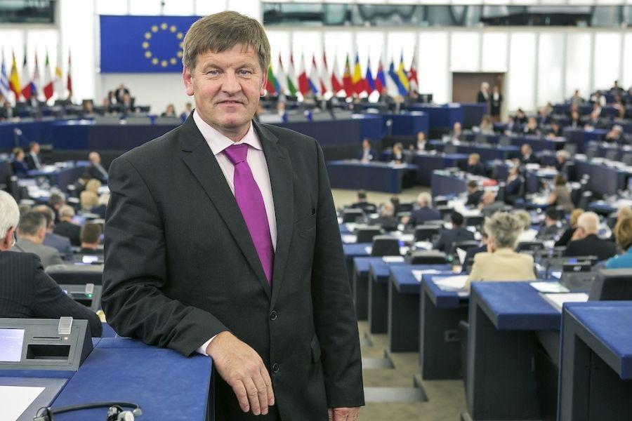 Franc Bogovič: Medijska tema je izvoz notranjepolitičnega boja slovenskih socialistov in liberalcev iz Slovenije v Evropski parlament