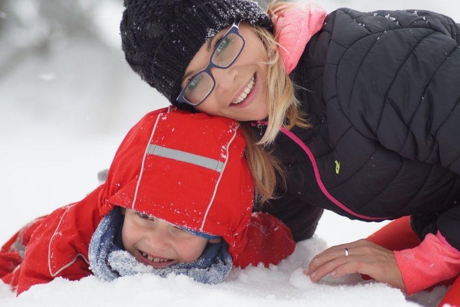 Biti mama: od štruce do lastovke