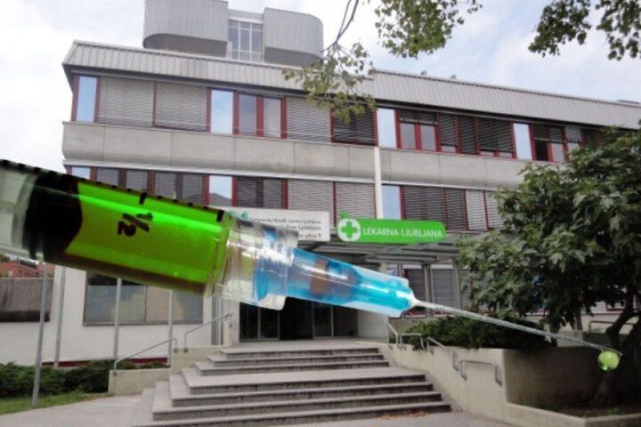 ZD Ljubljana: Ljubljana ne potrebuje dodatnega prostora za cepljenje, temveč zadosti cepiva