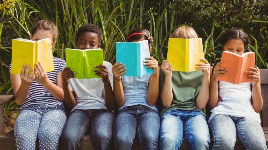 Jaz, knjiga in branje