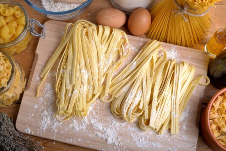 Iz domače kuhinje: Domače testenine