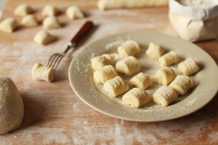 Iz domače kuhinje: Domači njoki