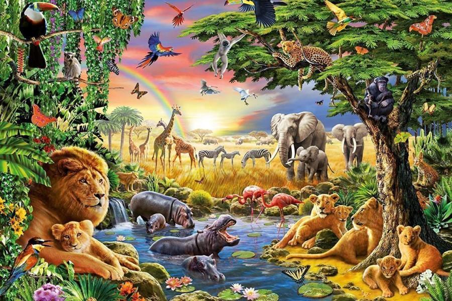 Nazaj v šolo: Taksonomija – znanstvena klasifikacija živih bitij