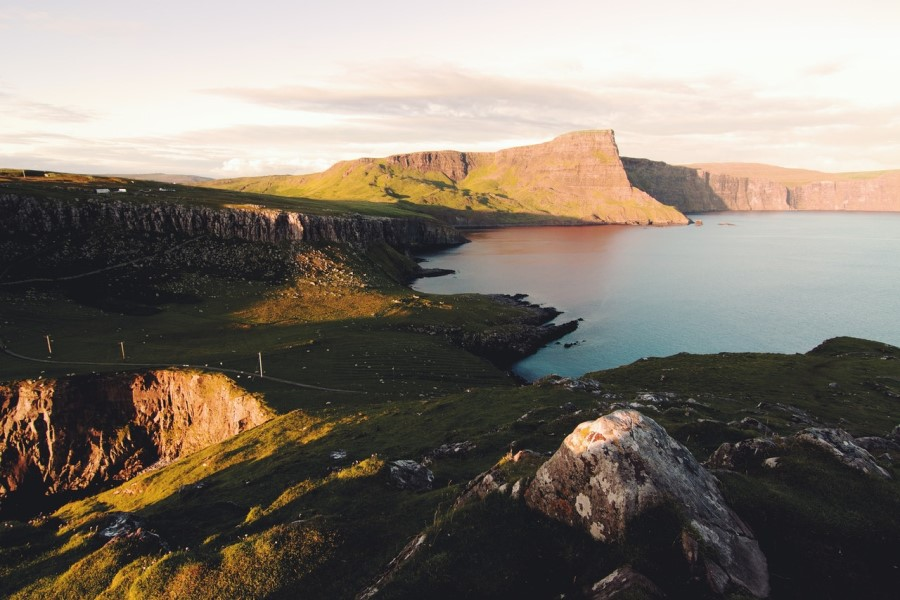 Škotske pohodniške poti skozi spektakularne pokrajine.