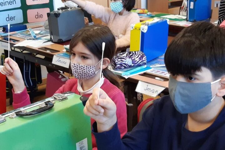 Samotestiranje učencev in dijakov: da ali ne?