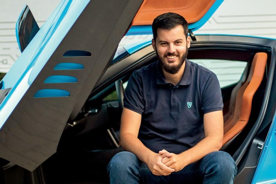 Mate Rimac, izvršni direktor in ustanovitelj znamke Rimac Automobili, je predstavil zasnovo svojega novega, najsodobnejšega doma na Hrvaškem.