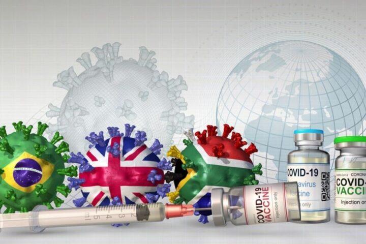 Vsako minuto dneva se v Sloveniji z virusom SARS-CoV-2 okužijo vsaj tri osebe - krivec je angleški sev
