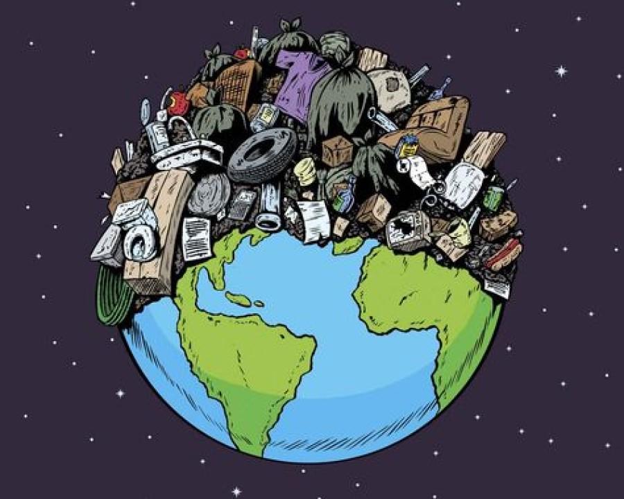 Zemlja si zasluži spoštovanje, saj daje vsem živim bitjem bivanjski prostor, zemljo na kateri se lahko pridela hrano, pitno vodo, in zrak za dihanje.