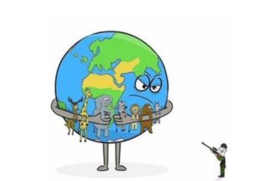 Naredite nekaj za Zemljo