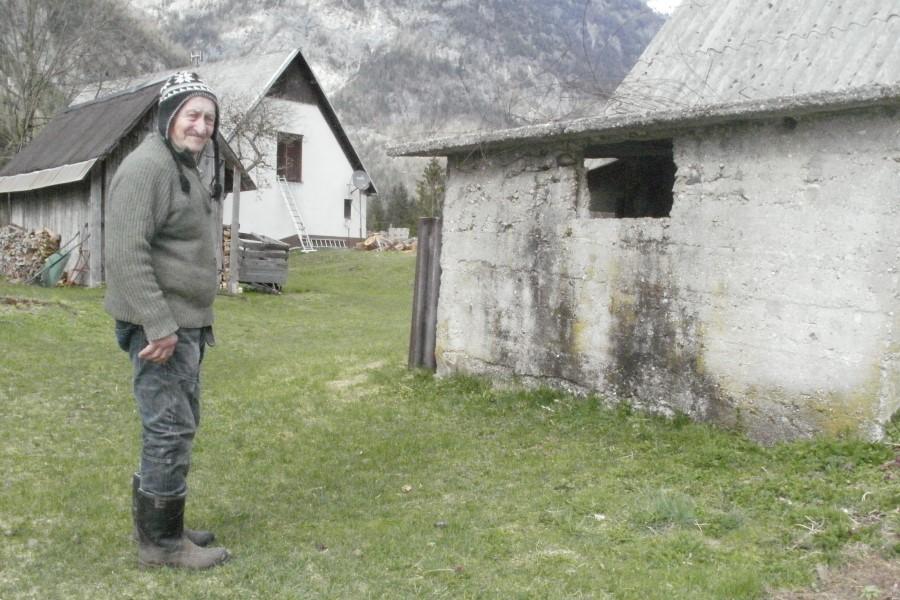 Ovčerejska kmetija Jurc