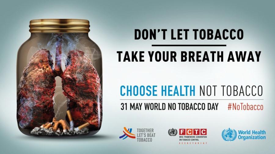 Kajenje povzroča več kot 20 rakov.