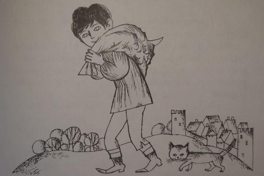 Slovenska ljudska pravljica: Tekma za bajtico