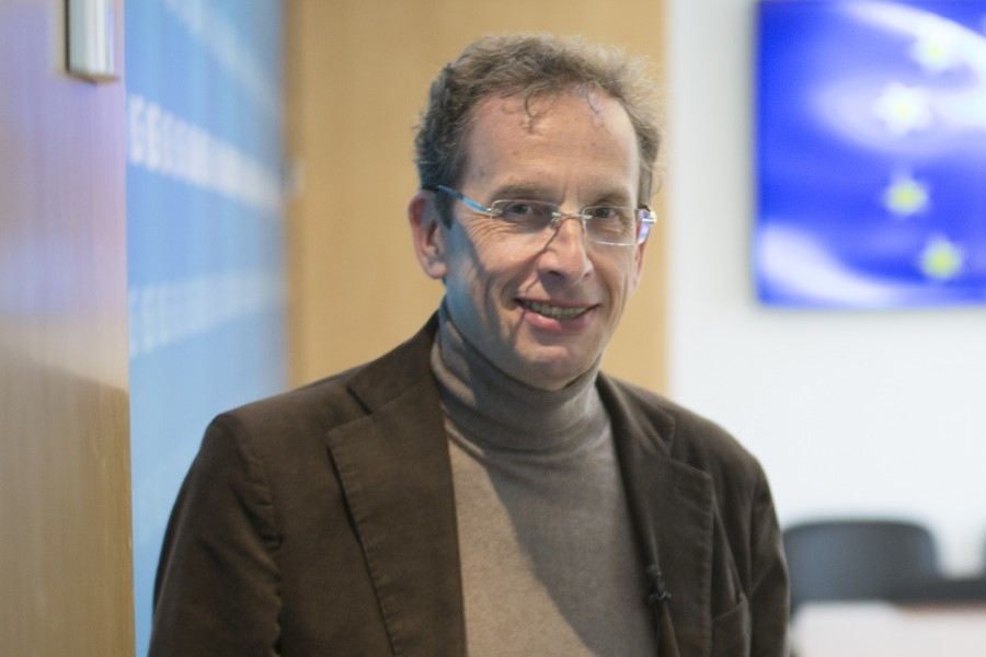 Dr. Žiga Turk: »Slovenski medijski prostor visi v levo.«