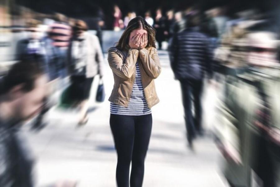 Panični napadi v času covida pogostejši