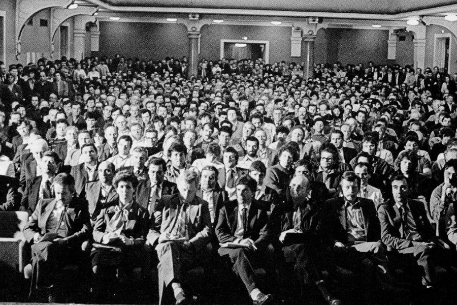33 let od ustanovitve prve demokratične stranke po 2. svetovni vojni v Sloveniji