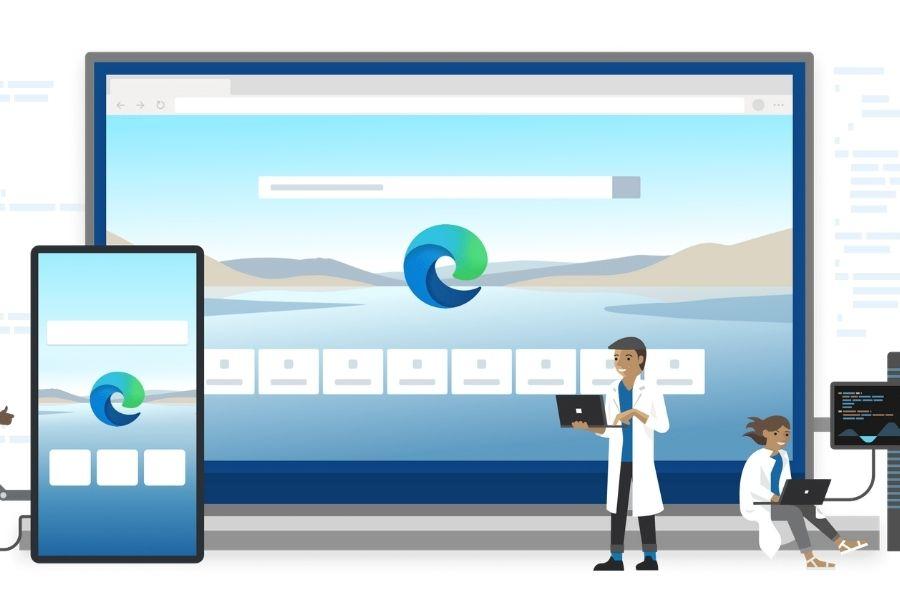 Vse podatke, ki jih imate shranjene v Internet Explorerju, lahko z nekaj kliki prenesete v brskalnik Microsoft Edge. Vir slike: Microsoft Edge Insider.