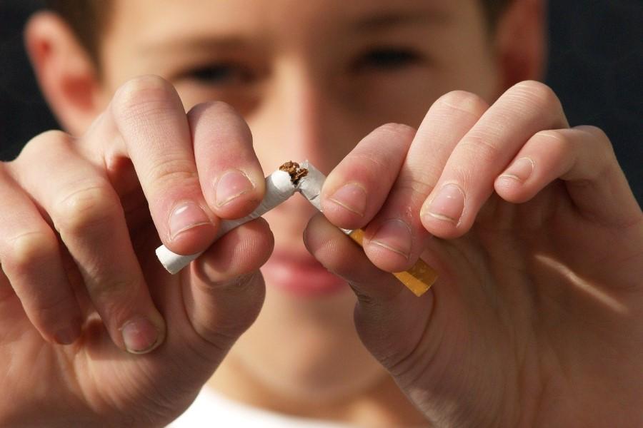 SZO: Več kot 100 razlogov je za opustitev tobaka