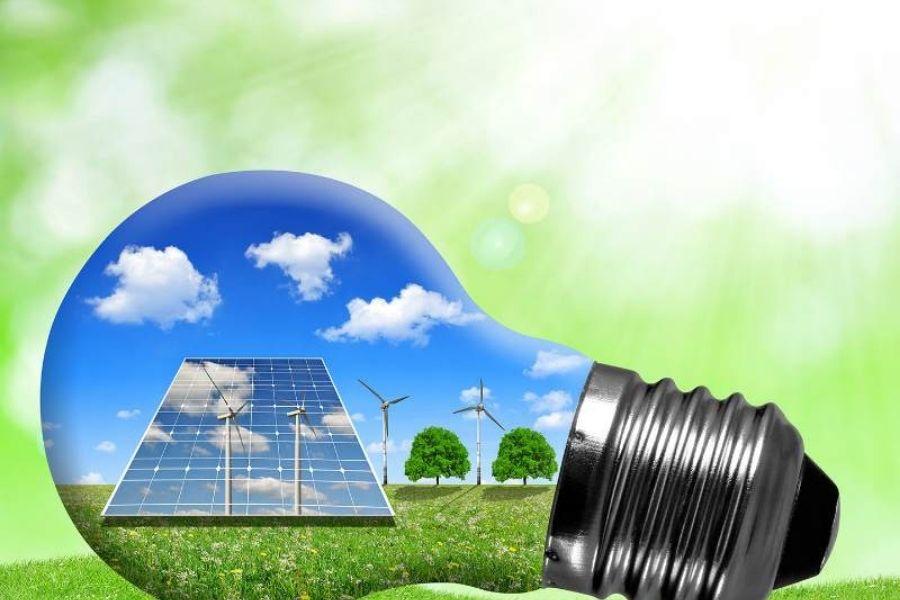 Velike upe polagamo v nove bolj zelene tehnologije in industrijo, v cenovno dostopno in čisto energijo, ki bo morala vsebovati bistveno večji delež obnovljive energije v mešanici energetskih virov, kot ga vsebuje danes. Vir slike: Novisvet.