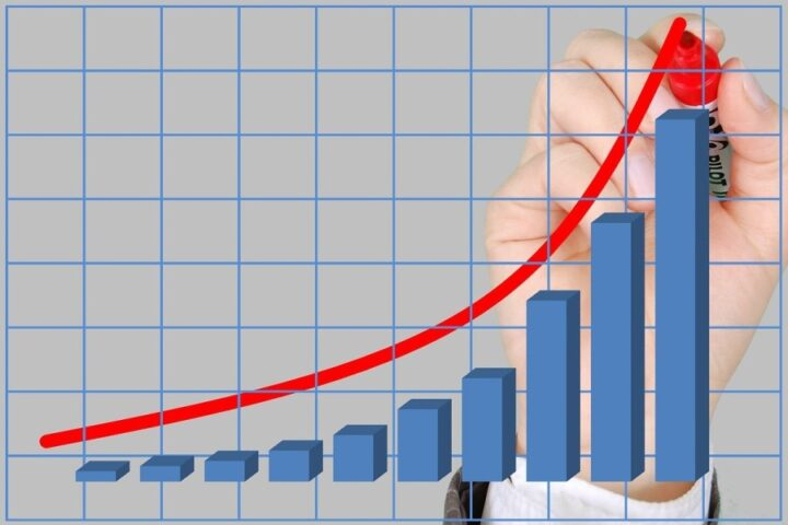 BDP se je v prvem četrtletju leta 2021 povečal in presegel evropsko povprečje
