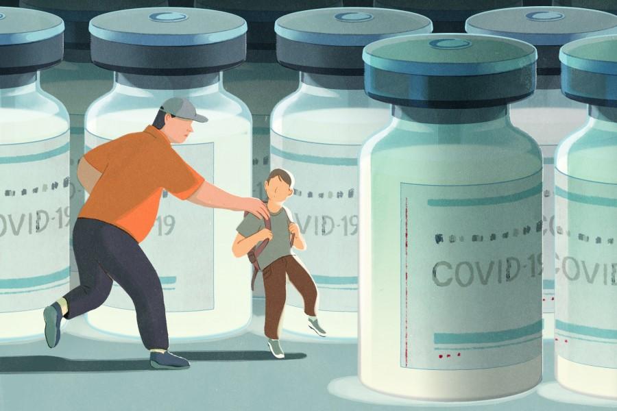 Vse, kar morate vedeti o cepljenju otrok, mlajših od 18 let