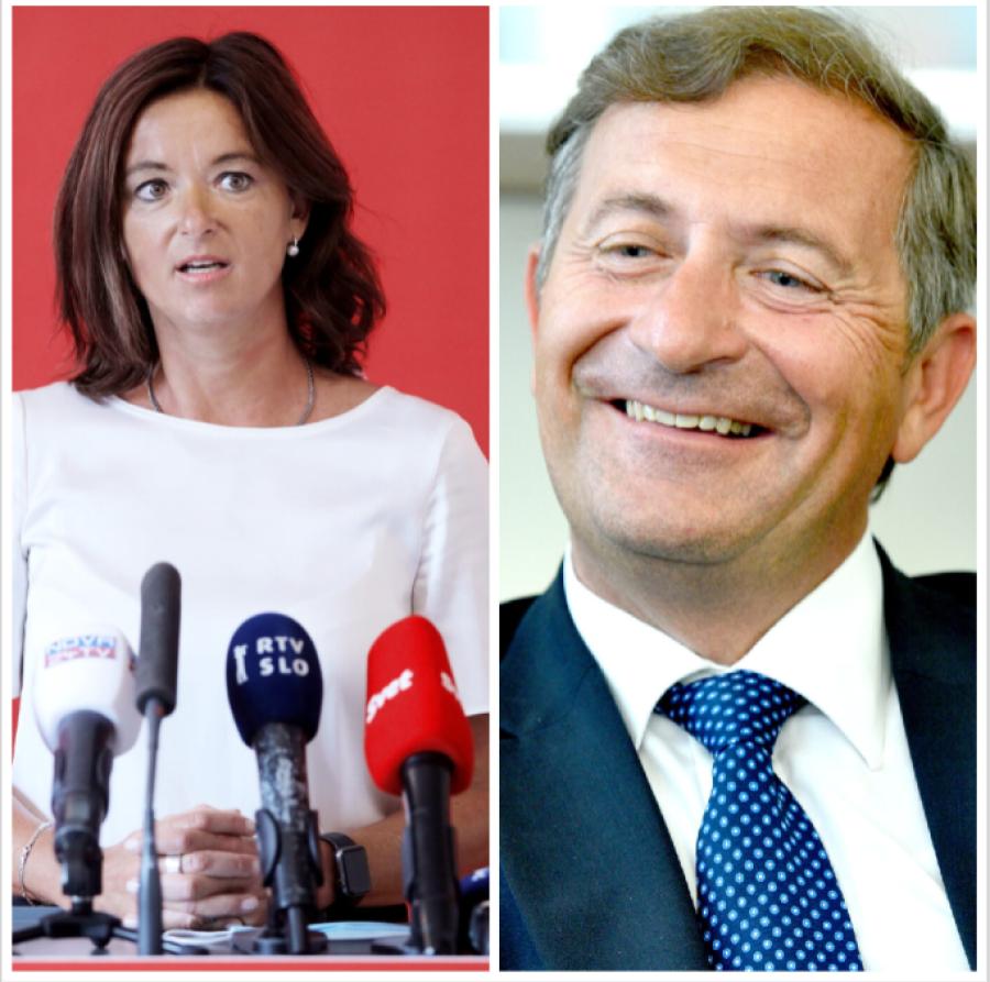 Tokratno »vstajenje Feniksa iz pepela« bi naj »obogatilo« stranko Socialnih demokratov (SD).