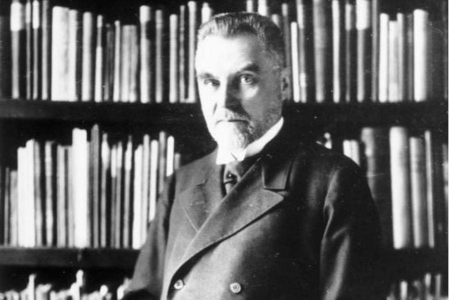 Prof. dr. Alfred Grotjahn je želel uzakoniti najmanjše število otrok, ki jih morajo imeti nemške družine. Vir slike: Wikipedia.