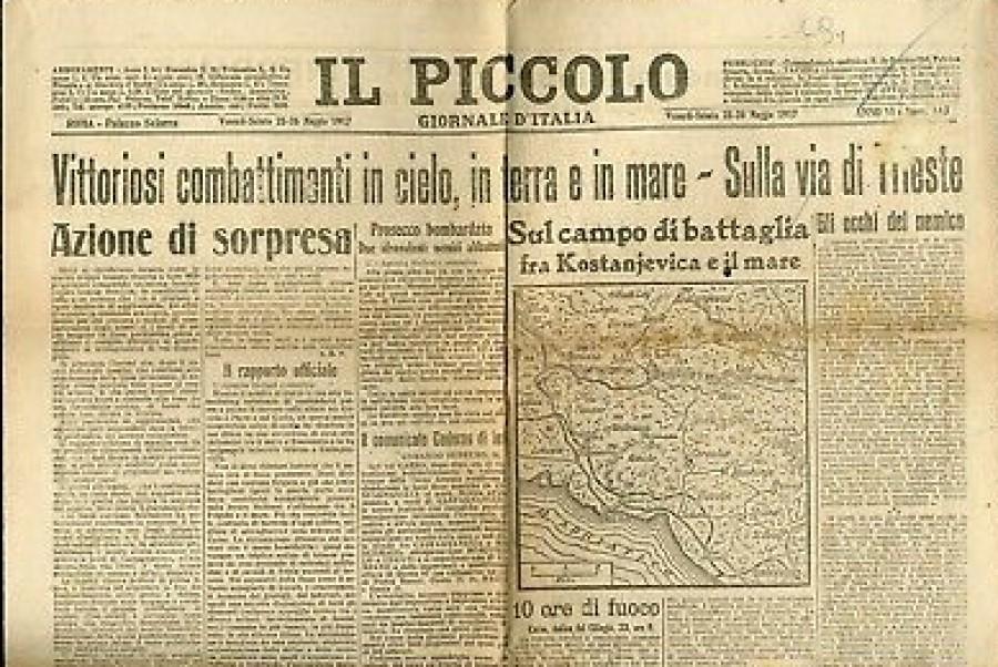 Italijanski list Piccolo je objavil članek, s katerim je skušal apelirati na vse primorske volivce, ki so bili oz. so se njegovemu uredništvu zdeli, kot je zapisal Slovenec, dostopni raznim oportunističnim argumentom.