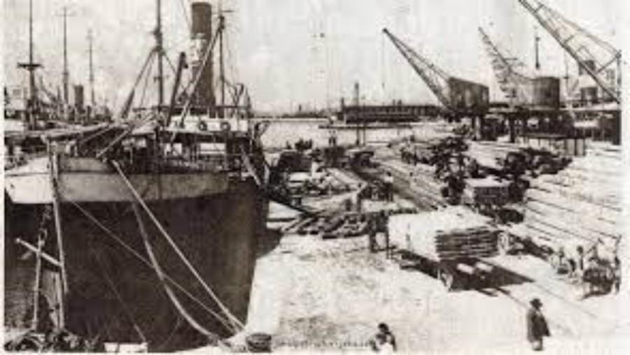 Rapalska pogodba je jasno določila, da meja med Jugoslavijo in reško državo teče po reki Fiumari.