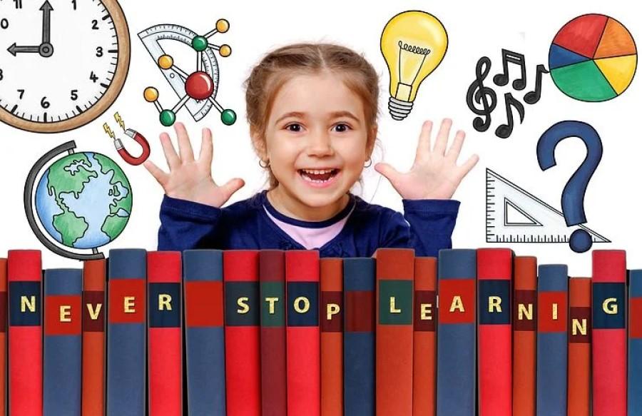 Od mladih nog naprej nabiramo znanje – in naj se to nikoli ne konča, tudi kar zadeva materni jezik.