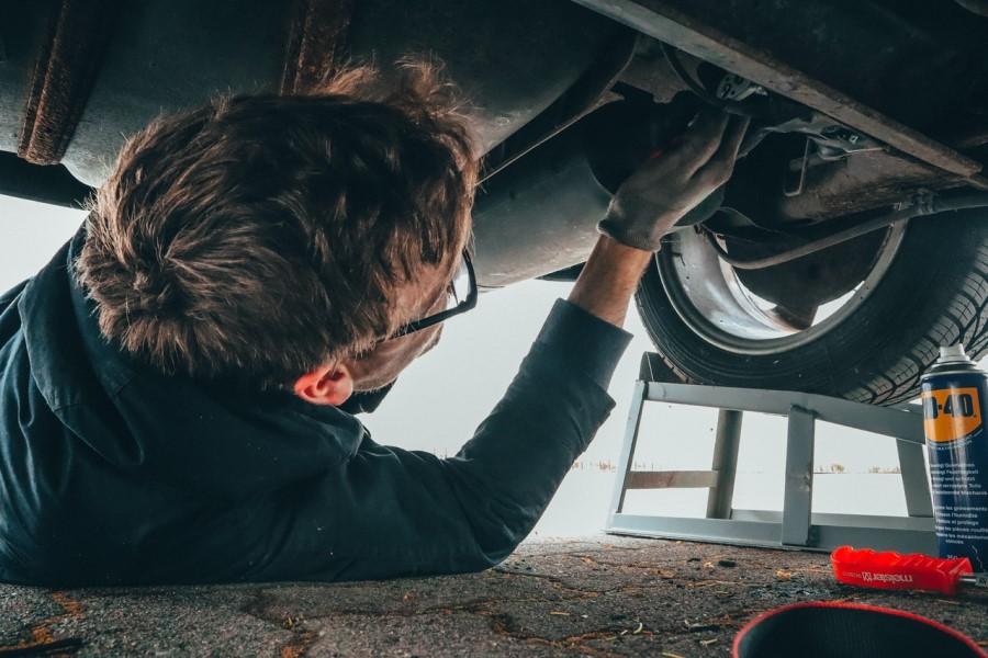 Vzdrževanje avtomobila podaljša starost vozila.
