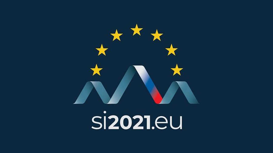 Na prvem mestu je predsedovanje Svetu EU priložnost za promocijo države. Vir slike: Slovenian-presidency.