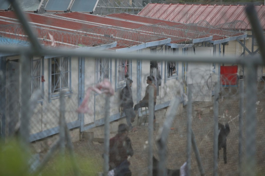 V Nemčiji je kar 17.000 oseb, ki jim je bila odobrena mednarodna zaščita v Grčiji, od julija 2020 vložilo dodatne prošnje za azil.