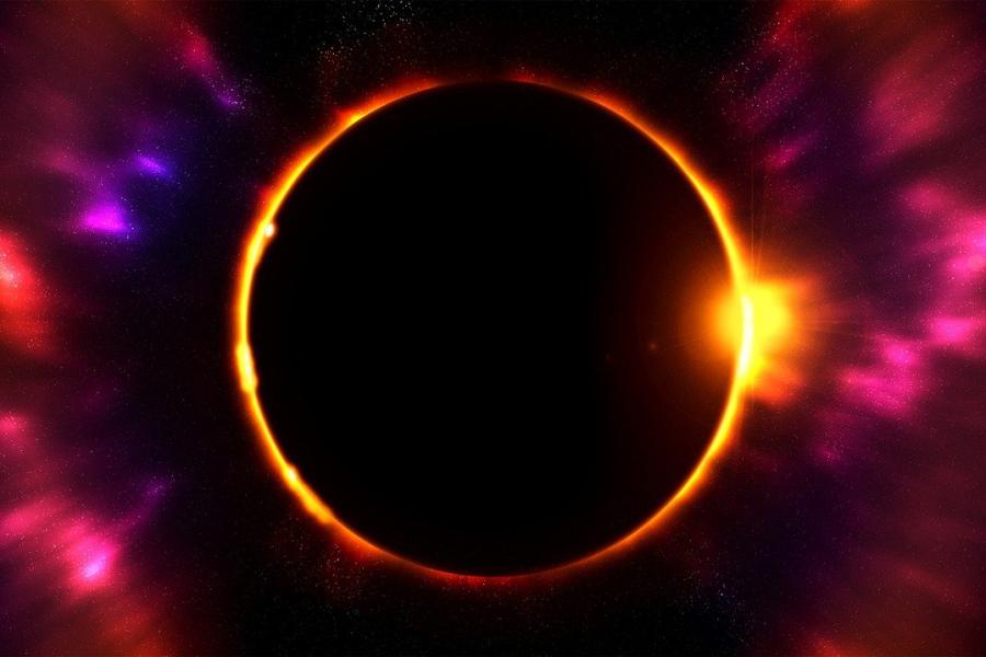 Opoldan bo viden delni sončni mrk