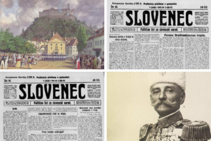 Pred 100 leti v Slovencu