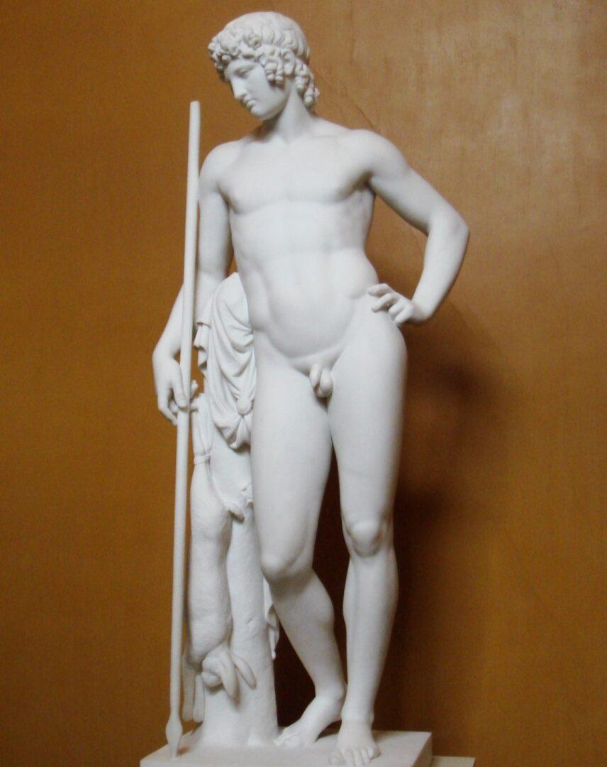 Ko so grški filozofi razpravljali o lepoti, so večinoma imeli v mislih moško »lepoto«.