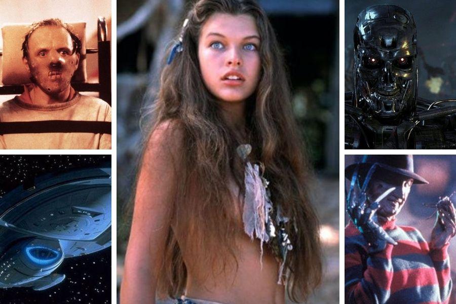Ko film uspe, se zdi, da ustvarjalci čutijo potrebo po nadaljevanju zgodbe. Tudi leta 1991 je bilo med filmi veliko nadaljevanj. Med katerimi niso bila vsa dobra. Vir slik: splet.
