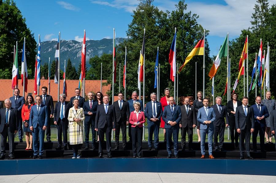 Evropska komisija je pozitivno ocenila 2,5 milijarde evrov vreden slovenski Načrt za okrevanje in odpornost