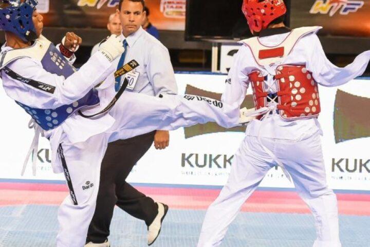 Teakwondo na olimpijskih igrah