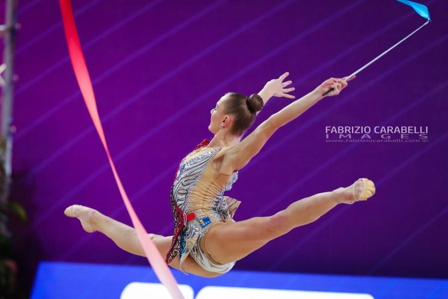 Jekaterina Vedenejeva Slovenijo zastopa od leta 2018.