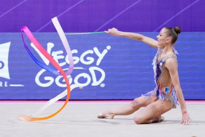 V gimnastiki nas bo zastopala Jekaterina Vedenejeva