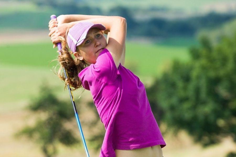 V golfu bo Slovenijo na olimpijskih igrah zastopala Pia Babnik