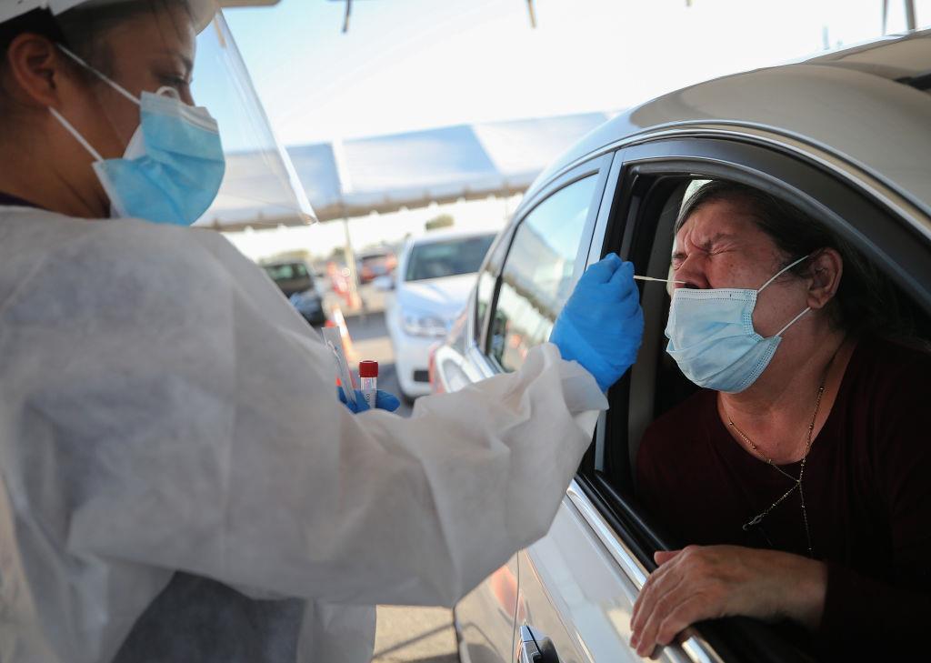 Od 23. avgusta naprej bodo hitri presejalni testi brezplačni le še za izjeme določene v odloku. Vir slike: Horjul.si.