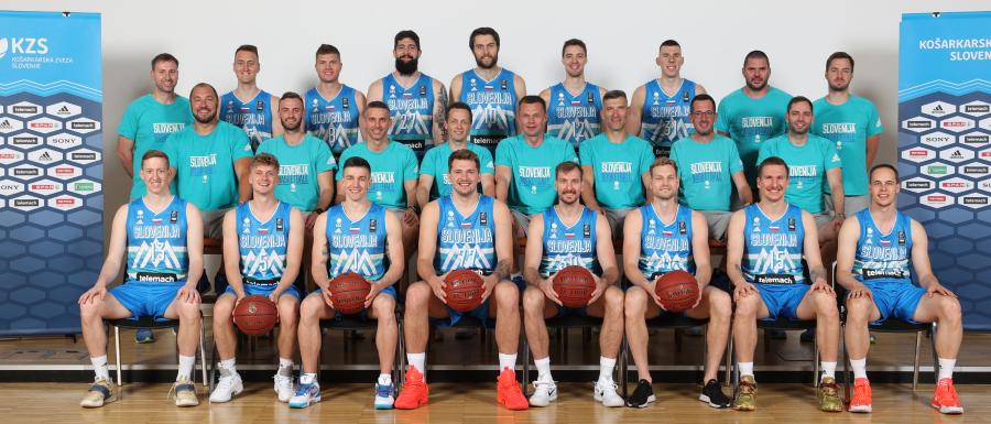 Slovenski košarkarji bodo prvo tekmo odigrali 26. julija ob 6.40 po slovenskem času, ko jim bo nasproti stala Argentina.