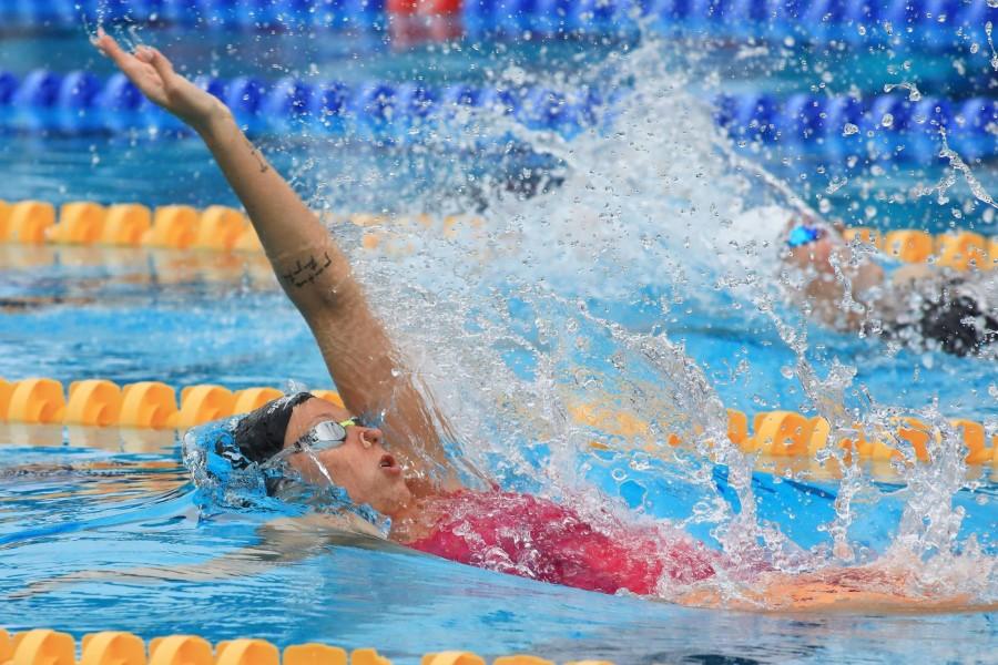 Kdo so mladi slovenski plavalci, ki nas bodo zastopali v Tokiu?