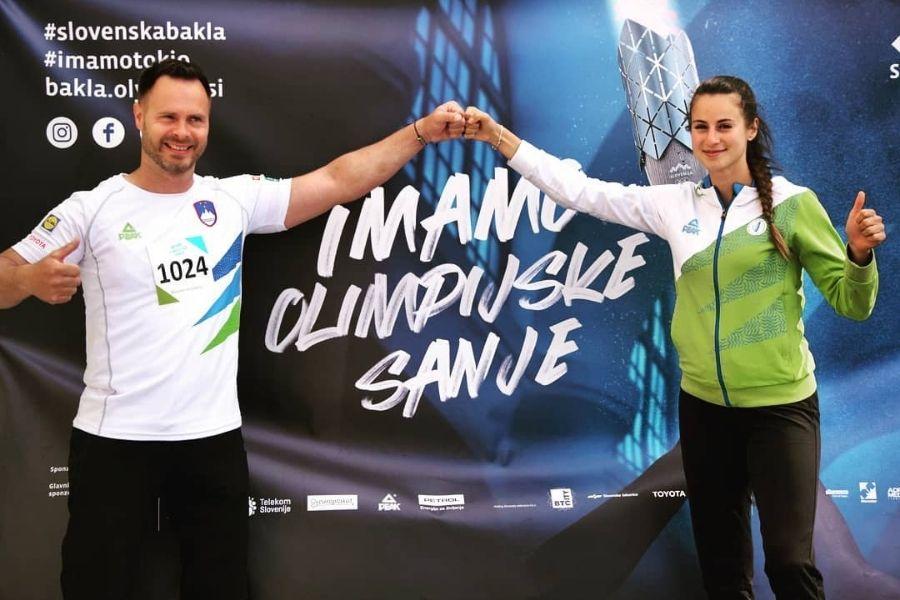 Dejan Fabčič bo nastopil v paralokostrelstvu. Spremljala ga bo trenerka Brina Božič. Vir slike: Facebook Dejana Fabčiča.