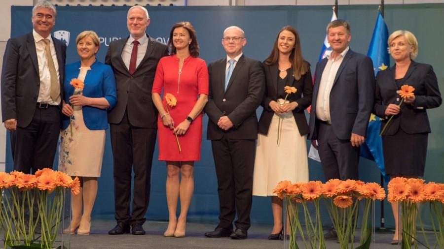 Slovenski evropski poslanci skozi čas